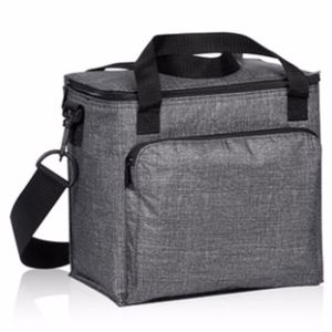 Thirty-One Around the Clock Thermal in Charcoal
